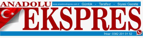Anadolu Ekspres Gazetesi AKSARAY'IN HABER SİTESİ