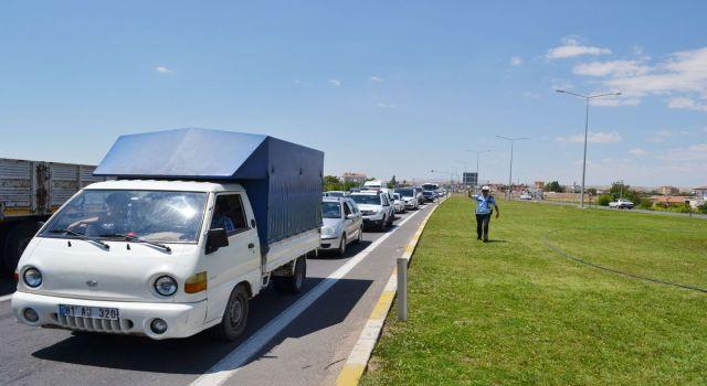 Trafikteki Araç Sayımız Artmaya Devam Ediyor