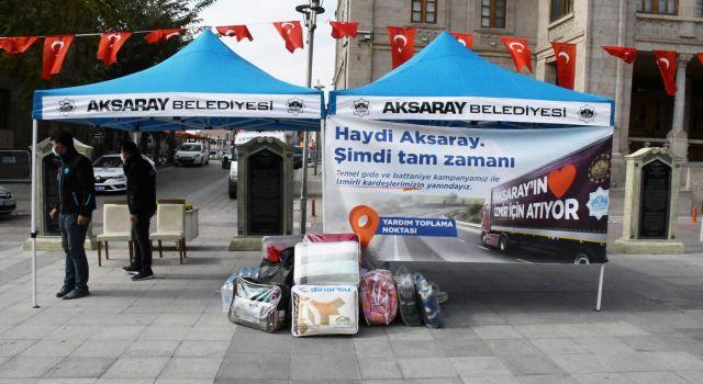 İzmir İçin Tek Yürek Olduk