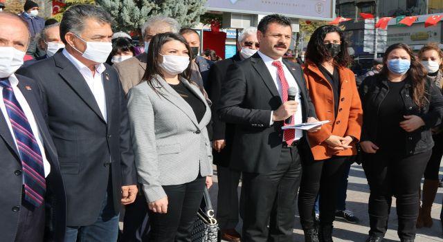 Kılıçdaroğlu'na Tehdit Olayına İl Başkanı Ertürkten Tepki