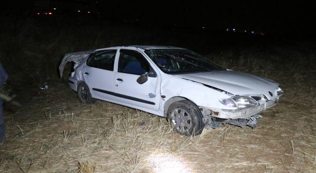İlginç Kazada Can Kaybı