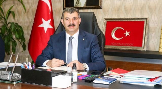 İl Başkanı Altınsoy genel başkana yanıt verdi