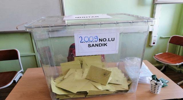 2 mahalle muhtarlık seçimleri açıklandı