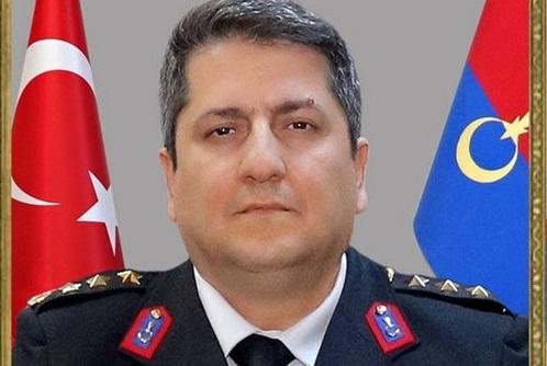 İl Jandarma Komutanı Görevine Başladı