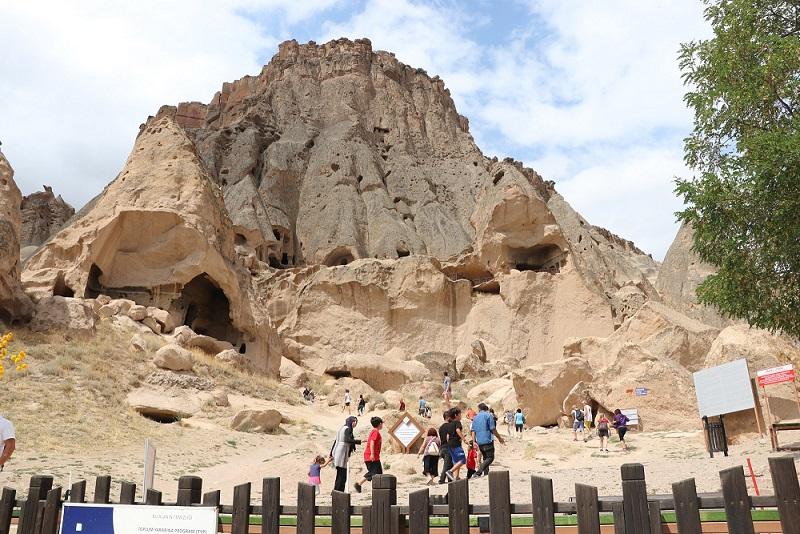 Turistlerin İlgi Odağı Selime Katedrali