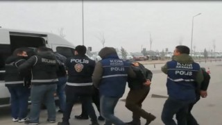 Fetö'nün 'Emniyet Mahrem Yapılanmasına' Operasyon: 17 Gözaltı