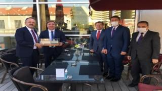 Nora'yı Ankara'da Gündeme Getirdi