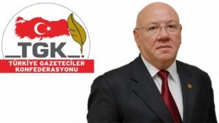 Tgk: Gazetecilerin Yıpranma Hakkı Basın Kartına Bağlanmamalı...