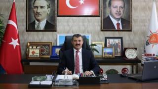 Başkan Altınsoy Orman Planını Anlattı