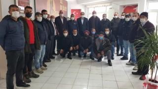 MHP Helvadere Belde Teşkilatı Kuruldu