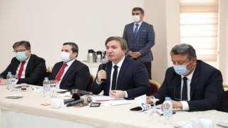 Vali Aydoğdu Gazetecilerle Kahvaltıda Buluştu