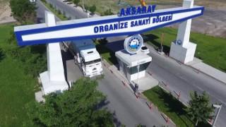 Aksaray'da ihracat % 9,3 azaldı, ithalat % 22,7 arttı