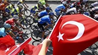 56 Cumhurbaşkanlığı Türkiye bisiklet tur'u Pazar günü start alıyor