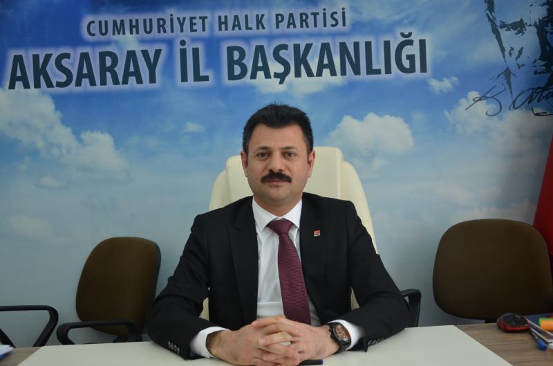 """Başkan Ertürk Ünsal'a Sordu """"Sarıyahşi'de Neler Oluyor?"""""""